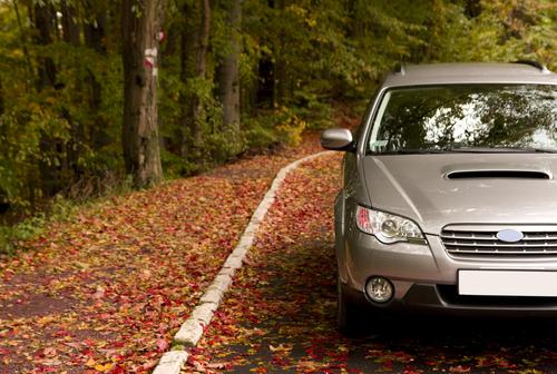 őszi vezetés
