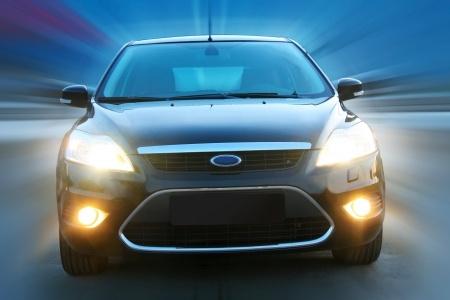autó világítás
