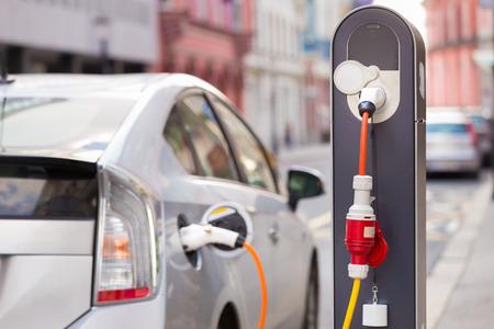 elektromos autó