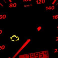 Mit tegyünk, ha világít a motorkontroll lámpa a műszerfalon?