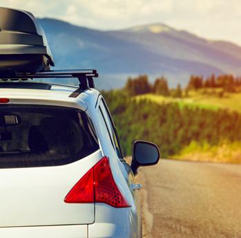 autó nyaraláshoz
