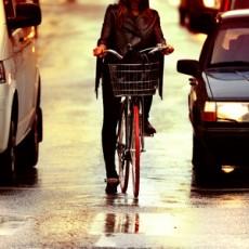 Biciklisek az utakon