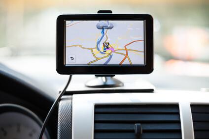 autó GPS