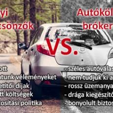 Autókölcsönző szolgáltatók vs. brókercégek
