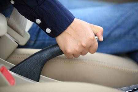 kézifék