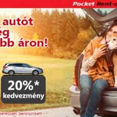 Őszi & kombi autóbérlés akció (2017)