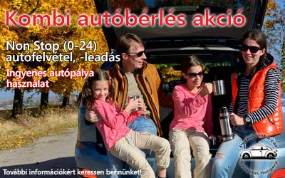Kombi autóbérlés akció (2015)