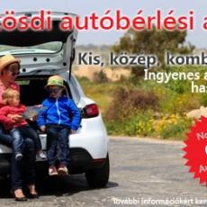 Májusi autóbérlés akció (2016)