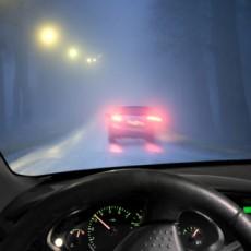 Hogyan vezessünk ködben?
